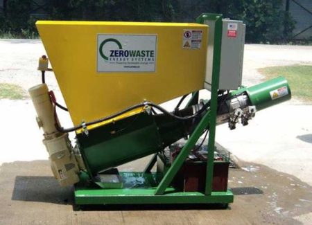 Zero Waste - waste compactors - model 75