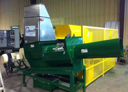 ZeroWaste - waste compactor - model 1500