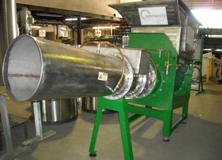 ZeroWaste - waste compactor - model 150