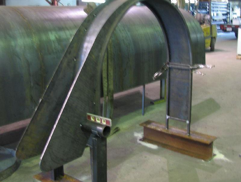 custom sheet metal work
